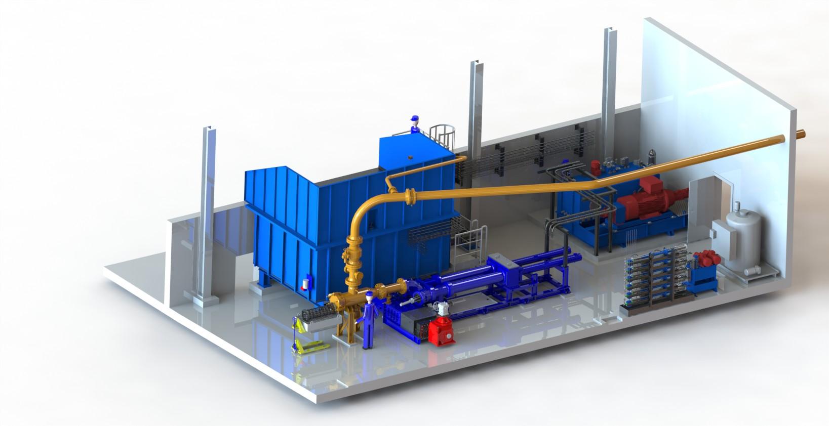 RWE Kraftwerk Goldenberg
